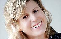 Comedy Fiction author Liane Moriarty