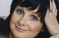 Comedy Fiction author Marian Keyes