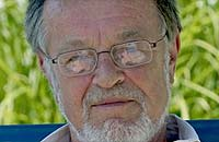 Historical Fiction author Bernard Cornwell