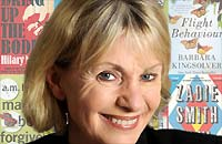 Historical Fiction author Kate Mosse