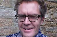 Non Fiction author Ross King