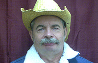 Western Fiction author Raymond Cook