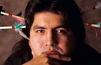 Western Fiction author Sherman J. Alexie