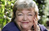 Women's Fiction author Maeve Binchy